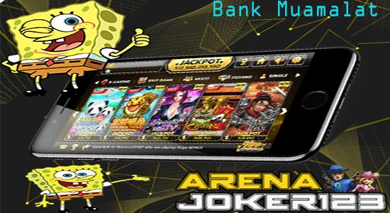Slot Bank Muamalat