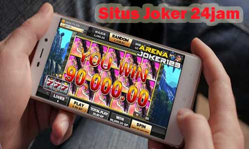 Situs Joker 24jam