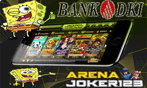Slot Bank Dki Jakarta