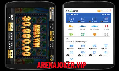 Deposit Slot GO-PAY