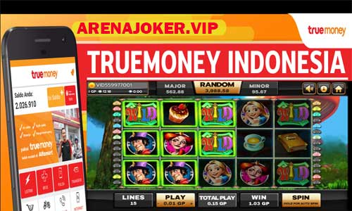 Slot Deposit True Money